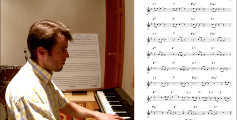 Jazz Theory | Jazz Video Lessons With Alex Terrier